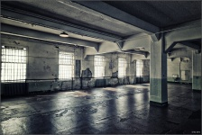 ALCATRAZ refectory
