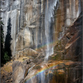 vernal fall rainbows